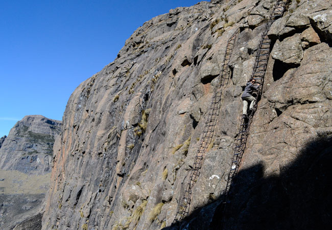 Sentinel Peak Trail