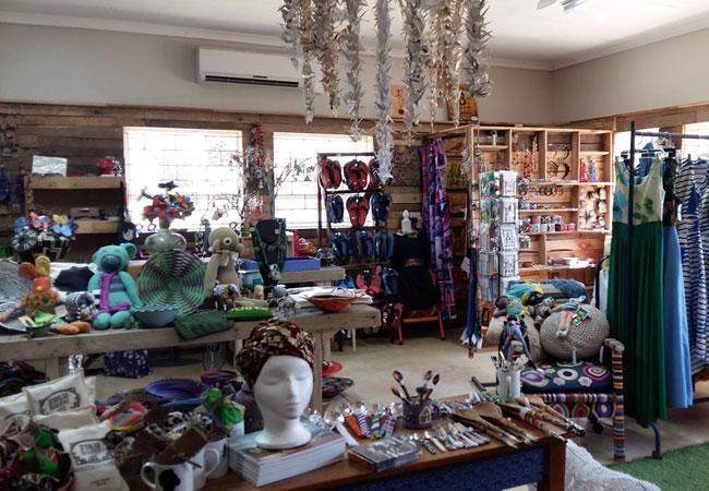Woza Moya Craft Store