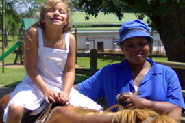 Take the kids to Flag Farm Animal Farm