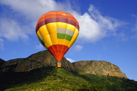 Hot Air Balloon Flights from Hazyview