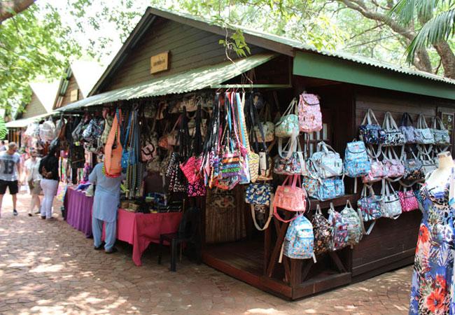 African Craft Market Hartbeespoort Dam