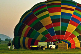 Bill Harrop's Balloon Safaris