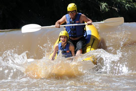 River Rafting in Hartbeespoort Dam