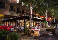 Restaurants In Melrose Arch