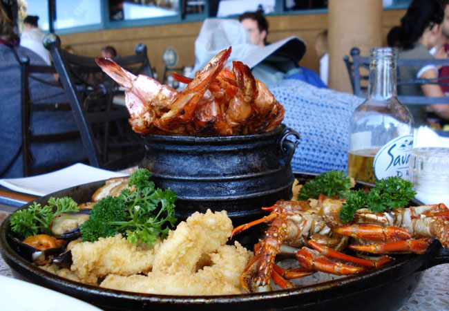 Two Oceans Restaurant