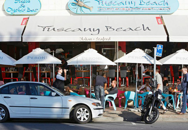 Tuscany Beach Restaurant