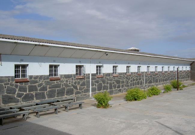 Tour Of Robben Island