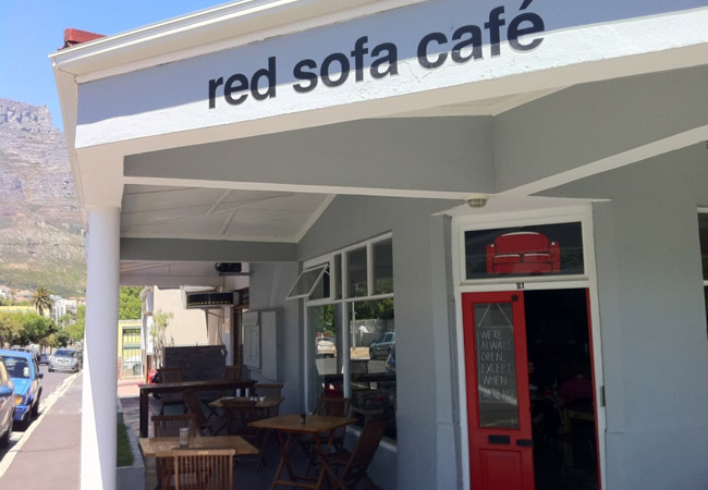 Red Sofa Cafe Baku