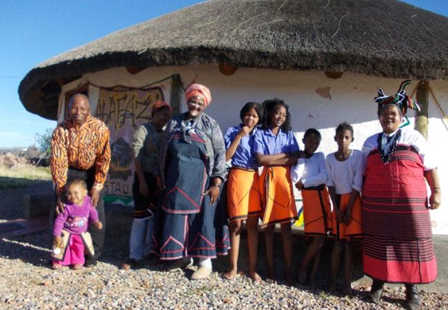Ma Betty S Xhosa Cultural Village
