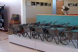 Lwandle Migrant Labour Museum Exhibition