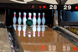 grand west casino ten pin bowling