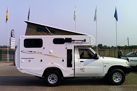 Picture of Bobo Campers Leisure Enterprises SA