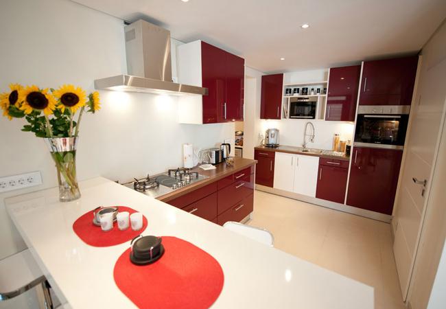 Two Bedroom Luxury Garden Apartment