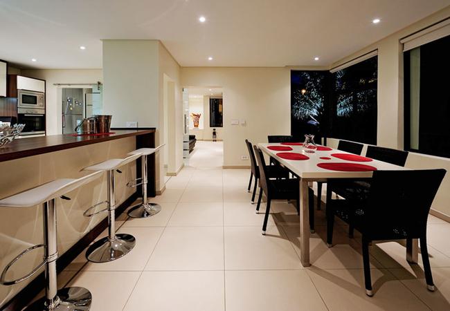 Three Bedroom Luxury Apartment