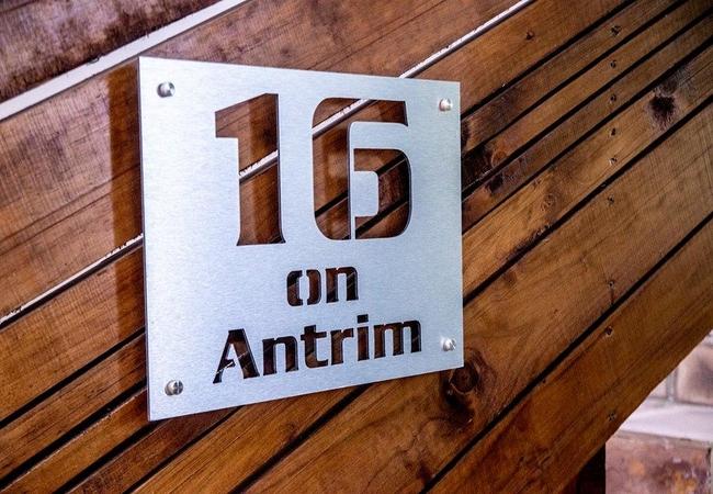 16 on Antrim