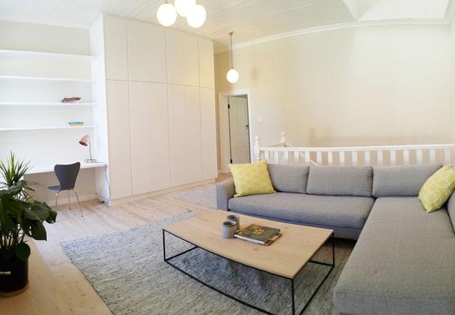 Lounge office