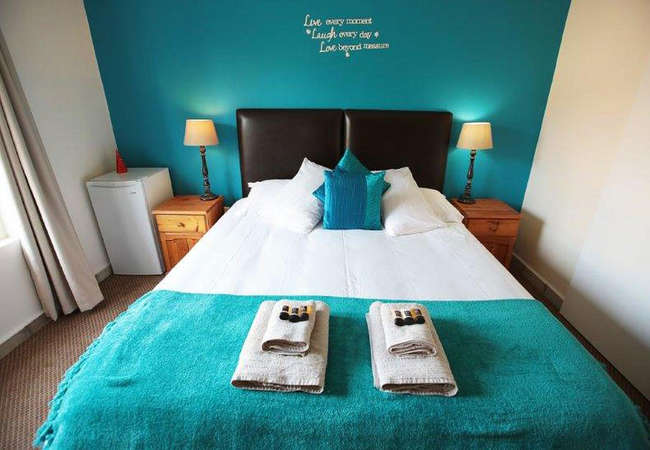 Luxury Double Rooms with Aircon