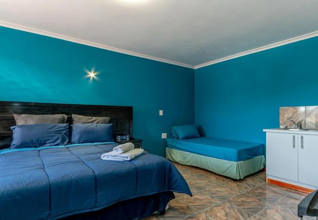 Spacious Family Rooms
