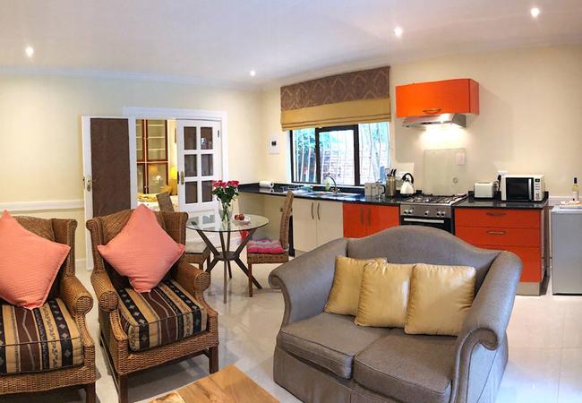 Orange Suite Lounge