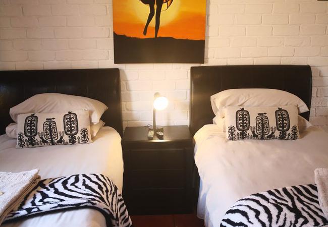 Twin Room - Hunters Room