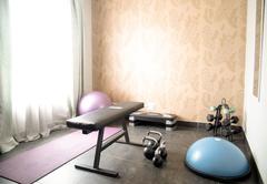 Fitness / recreation room