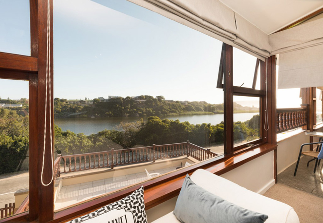 Master Room lagoon views