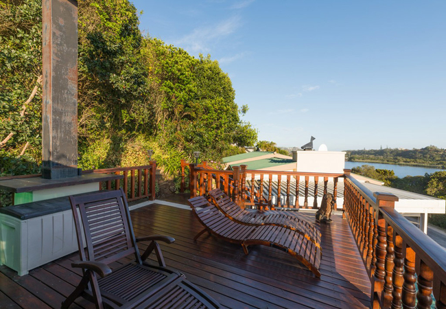 Sundeck with Loungers
