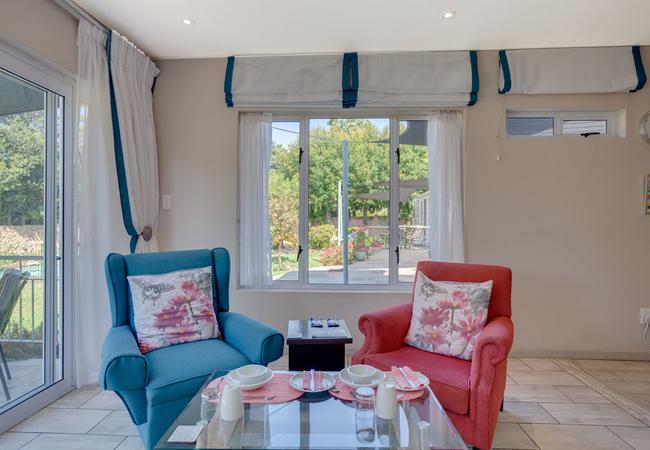 Maraschino\'s sitting room