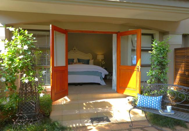 Executive Garden Cottage