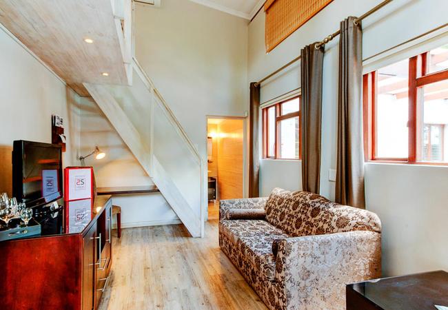 Classic Loft Room