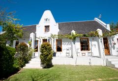 Accommodation in Breede River Valley
