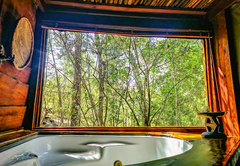 Fernhill Tented Treehouses