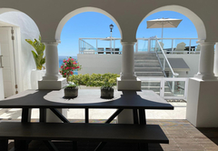 Arcadia Steps Courtyard