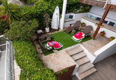Clifton Sea View Courtyard