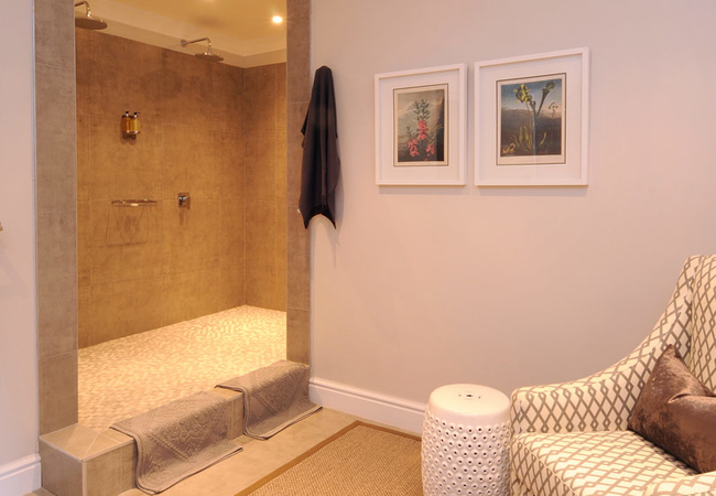 Downstairs Luxury Room with Shower Only