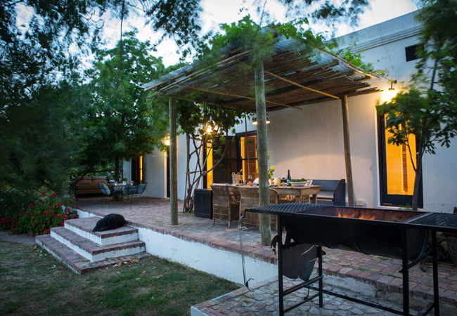 The Winemakers Cottage