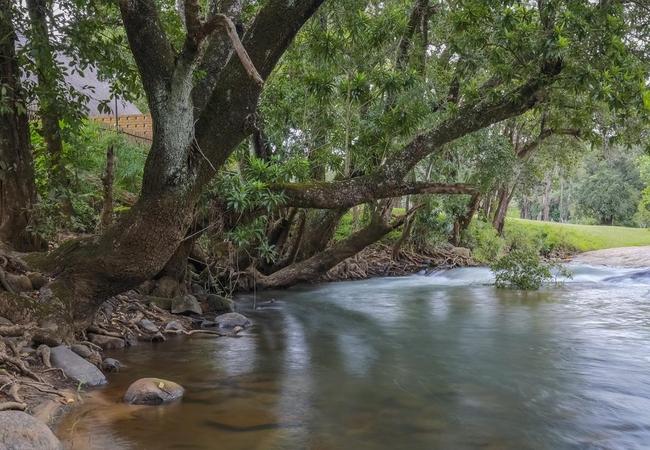 Rapids near Big Hall