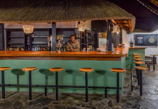 Indoor Bush Pub