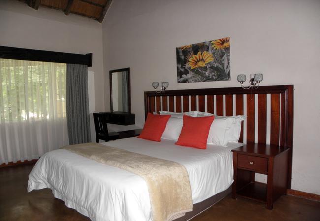 Stream Unit - Main bedroom