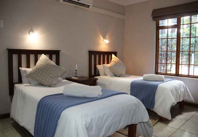 Eland:  2 single bed room