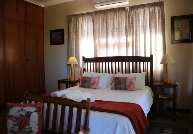 Kudu double bed room