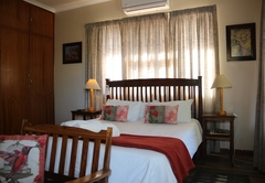 Kudu room 1 with double bed