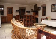 Eland lounge and kitchen area