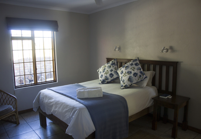Eland double bed room