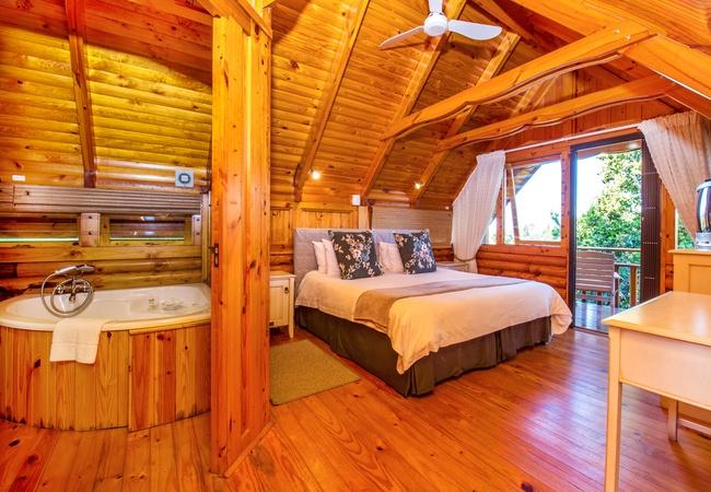 Luxury Wooden House