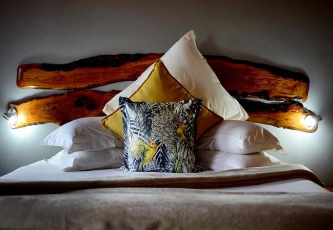 Queen Bed Chalet