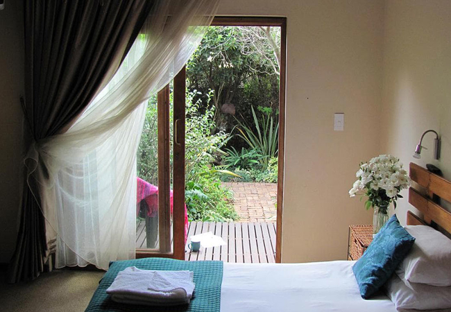 Twin Room with Garden View