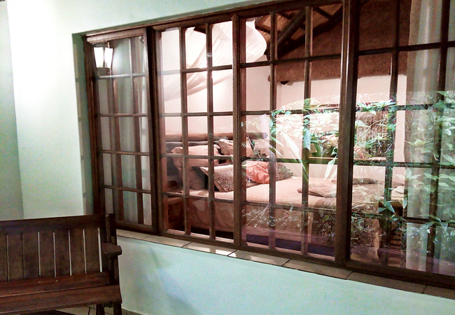 Patio - Luxury Room