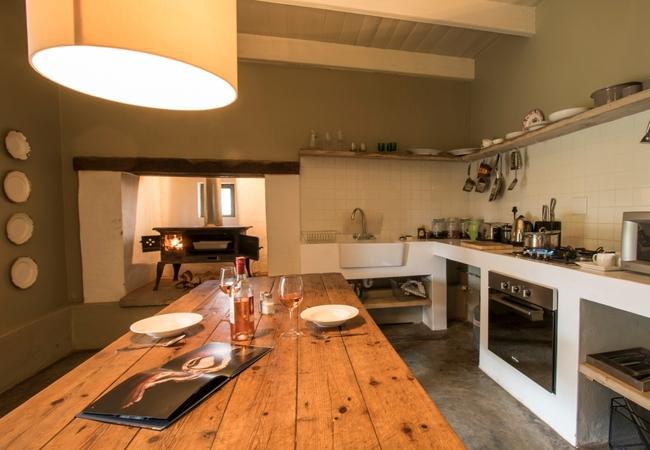 Deurdrift 2 kitchen
