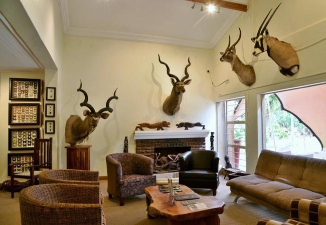 Afton Safari Lodge